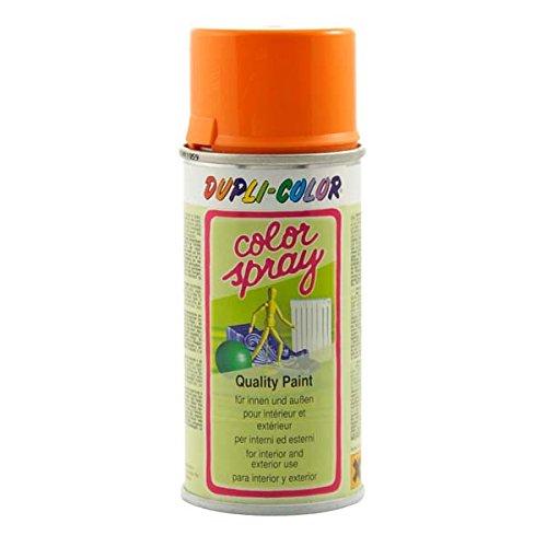 Duplicolor 640476 Spray de Color Naranja Pastel Brillante, 150 ml