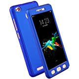 BACK-C IPaaky Stlye Front Back Case Cover For Xiaomi Redmi 5A (Blue) - B078JN9GFF