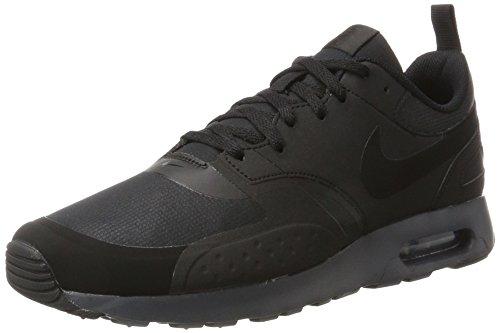 Nike Herren Air Max Vision Premium Sneaker, Schwarz (Black/Black-Anthracite), 42.5 EU (Nike Sneaker Stiefel)