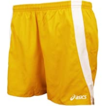 ASICS Intensity Women's Short (Peque?o, dorado-blanco)
