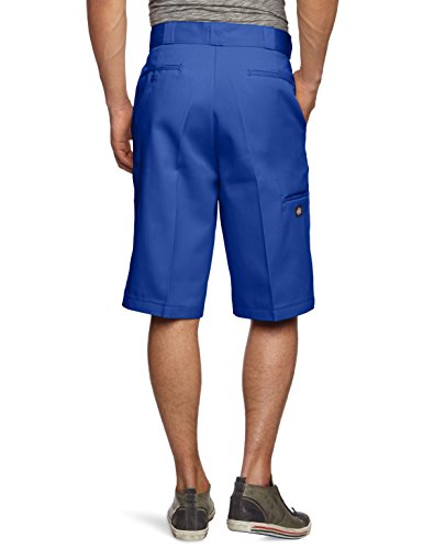 Dickies Herren Sport Shorts Streetwear Male Shorts 13 Zoll Multi-Pocket Work Royal Blue