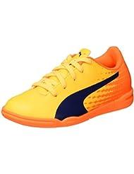 Puma Evospeed 17.5 It Jr, Chaussures de Football Mixte Enfant