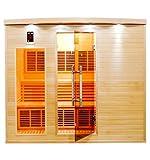 Sauna Apollon, 5 plazas