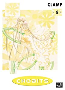 Chobits Edition simple Tome 8
