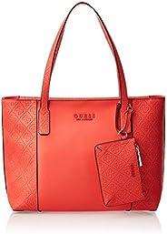 Guess Womens Tote Bag, Coral - SG745223