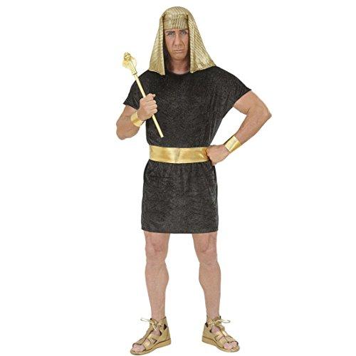 Kostüm Pharaokostüm S 48 Pharaonen Königskostüm Ägypten König Faschingskostüm Ramses Götterkostüm Antike Königsgewand Karnevalskostüme Herren (Ägypten Pharaonen Kostüm)