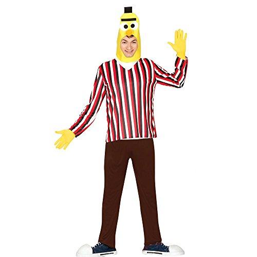 Preisvergleich Produktbild Partyklar Berd Pijama Banana Mann Sesam Herrenkostüm