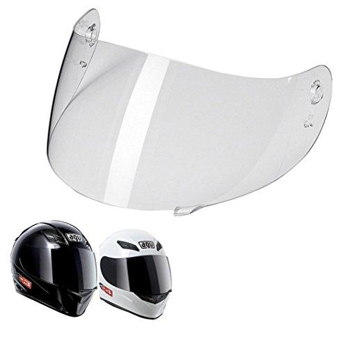 Visier AGV K3K 3K4K 4Integralhelm AGV Einheitsgröße transparent kratzfest UV Protection gepr Street 8Original