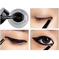 Generic Waterproof Eye Liner Eyeliner Shadow Gel Makeup Cosmetic +