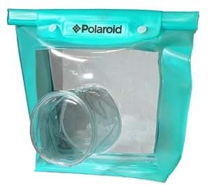Boîtier étanche de plongée pour appareil photo par Polaroid pour reflex numériques Canon, Nikon, Sony, Pentax, Olympus, Panasonic