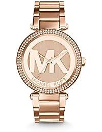 Michael Kors Analog Rose Dial Women's Watch - MK5865
