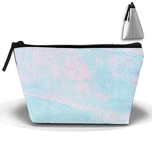 Trapezoidal Cosmetic Bags Makeup Toiletry Pouch Animals Geckos Black Travel Storage Bag Phone Purse