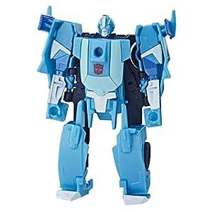 Hasbro- Transformers Cyberverse 1-Step Changer Trans One, (E3522EU4)