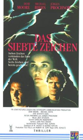 Bild von Das siebte Zeichen [VHS]