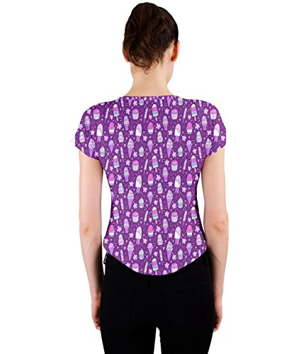 CowCow - Canotta -  donna Purple