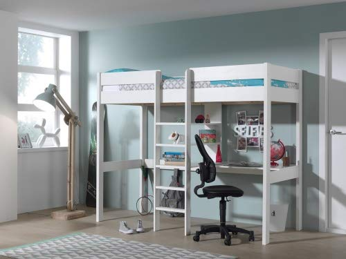 Etagenbett Oliver : Oliver furniture hochbett stock etagenbett halbhoch amazing