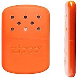 Zippo Scaldamani Handwarmer ORANGE REGULAR 12 Ore da Tasca in Metallo