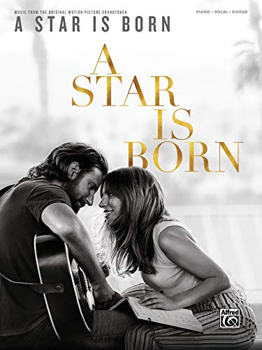 A Star Is Born: Music from the Original Motion Picture Soundtrack (Motion Picture Books)