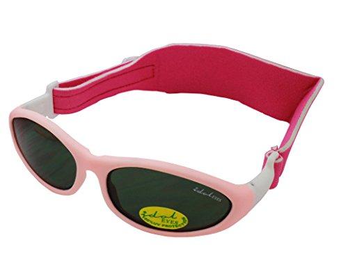 Baby Wrapz Modulare Sonnenbrille (Light Pink)