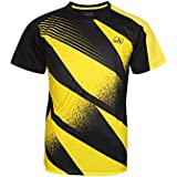 Vector X VRS-008 Sublimation T-Shirt (Black-Yellow)