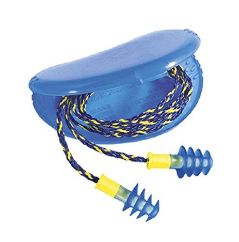 Fusion Electronics (HOWARD LEIGHT Fusion,10 Stück, Größe M, wiederverwendbarer Gehörschutz, Ohrstöpsel, wadle-shop®)