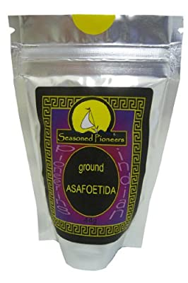 Asafoetida, Ground. Indian Spices by Seasoned Pioneers