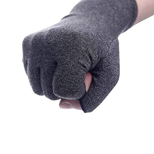Guanti per Artrite Tutore per Polso e Pollice Stabilizzatore Guanti Anti-Artrite Guanti a Compressione Sollievo dai Sintomi dell'Artrite per Uomo e Donna