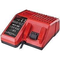 Milwaukee 0002202 Cargador para Li-Ion Baterías de 12 V, 14.4 V y 18 V