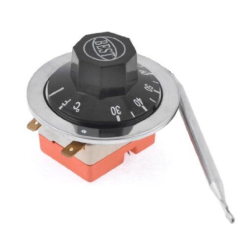 Sourcingmap a13070900ux140730–80Grad centégrados Einstellbare Temperatur Thermostat Regler Kapillare