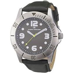 TOM TAILOR Damen-Armbanduhr Analog Quarz Leder 5406903