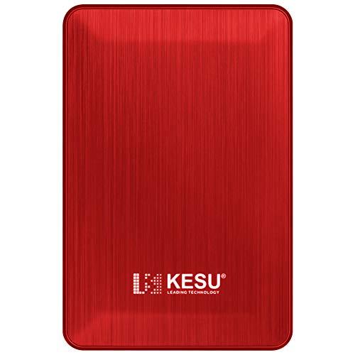 Gpan KESU 2TB Disco Duro Externo portátil USB 3.0