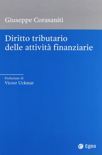 Diritto tributario delle attività finanziarie