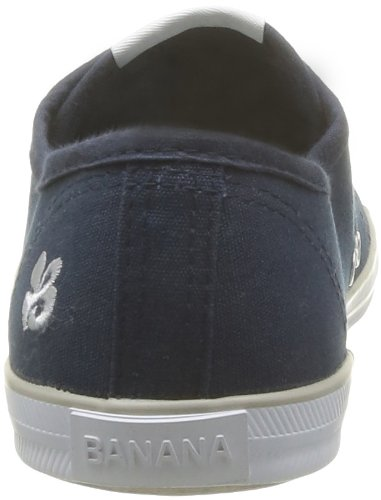 Banana Moon Chelsey, Damen High-Top Sneaker Blau - Bleu (Marine)