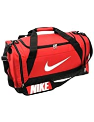 746d00c7bb Branded Nike Brasilia 6 Medium Grip Duffle Bag Holdall Sports Gym Travel  (W58 x D30