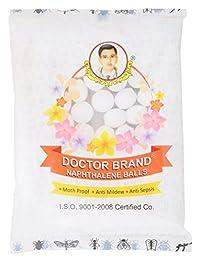 Doctor Brand Naphthalene Balls, 250 Grams pack of 4