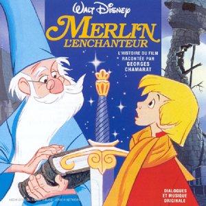 Merlin l'enchanteur - L'Histoire racontée