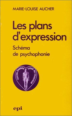 Les plans d'expression : Schéma de psychophonie