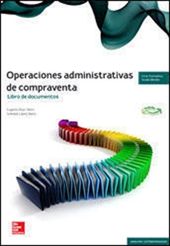 CUTR OPERACIONES ADMINISTRATIVAS DE COMPRAVENTA. DOCUMENTOS