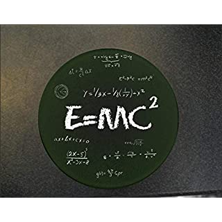 Mathematic Equations, Physics Glass Coaster