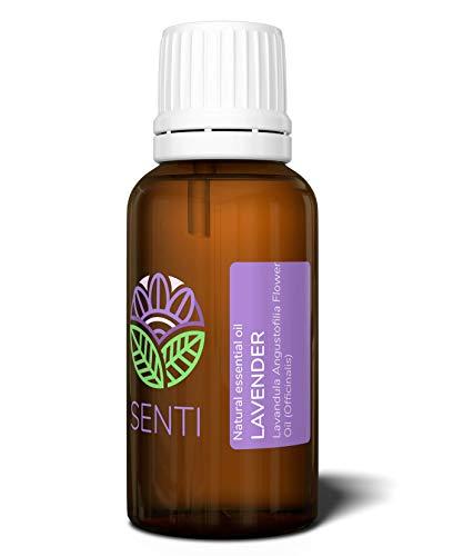 Olio essenziale di LAVANDA naturale 10ml per aromaterapia, massaggio