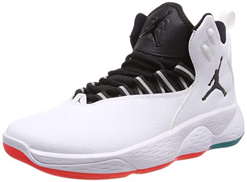 meet a0dde 4484f NIKE Jordan Super.Fly MVP, Chaussures de Basketball Homme, Multicolore  (White/