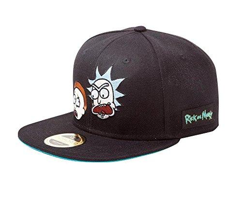 Licenza ufficiale Rick e Morty Wubba Lubba Dub Dub Tuta di baseball Snapback Cap