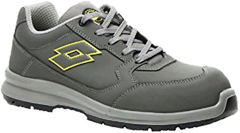 Zapatos de Seguridad Lotto Works T8135 Race 200 S3 Asphalt/Grn TQ.40