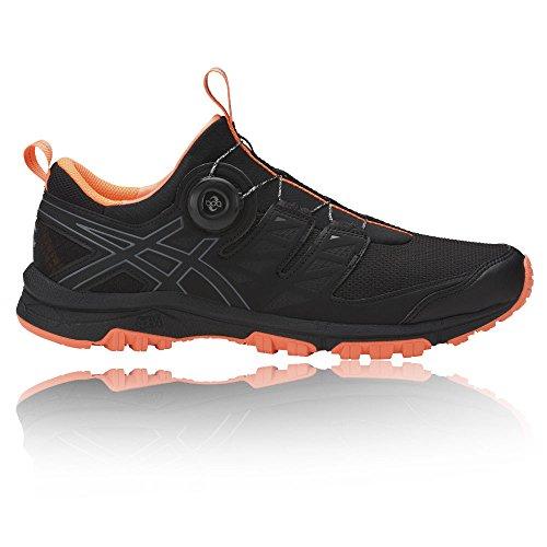 Asics Gel-Fujirado, Chaussures de Running Homme noir