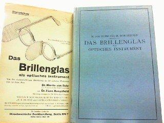 Das Brillenglas als optisches Instrument