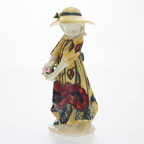 Susie - Yellow Poppy Old Tupton Ware Figurine (Tw1650)