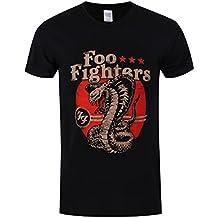 Foo Fighters Snake T-Shirt schwarz