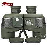 NOCOEX 10X50 Jumelles Adulte Militaires Anti-Buée Etanches avec Télémètre Interne...