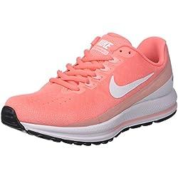 Nike Air Zoom Vomero 13, Zapatillas de Running para Mujer, Negro (Lt Atomic Pink/White/Bleached Coral 600), 37.5 EU