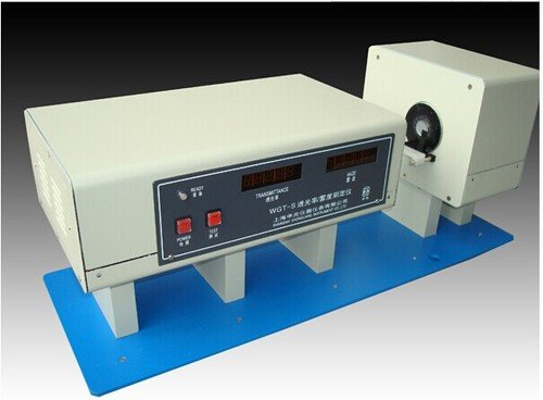 Gowe le module de Transmission de haze haze analyseur mesure Transmittance m Plage de mesure : 0-30.00% (mesure absolue); 1-99 30. mesure relative (%)